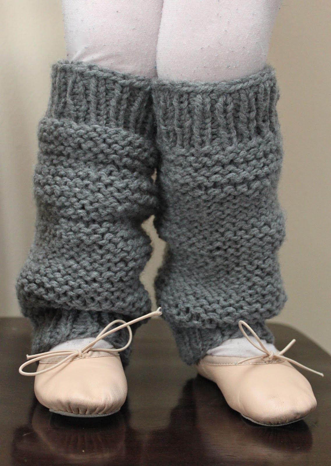 Knitting Patterns Leg Warmers Ballet : Little Girls Knit Legwarmers {A Pattern} - Smashed Peas & Carrots
