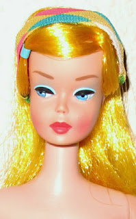 Color Magic Barbie (1966)