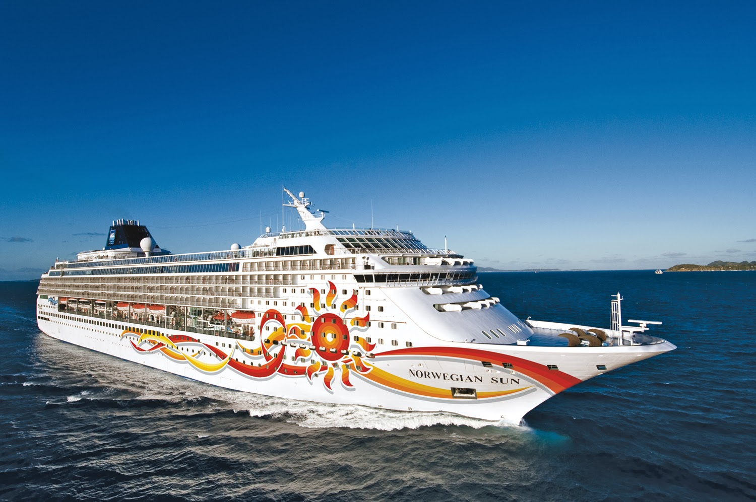 Florida Cruise Traveler  Navy Best Values Norwegian Sun