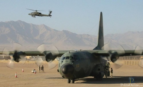 Empat Pesawat Hercules Bekas AU Australila Masih Sangat Layak Untuk dioperasikan