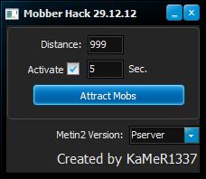 Metin2 PvP Mobber Hack İndir