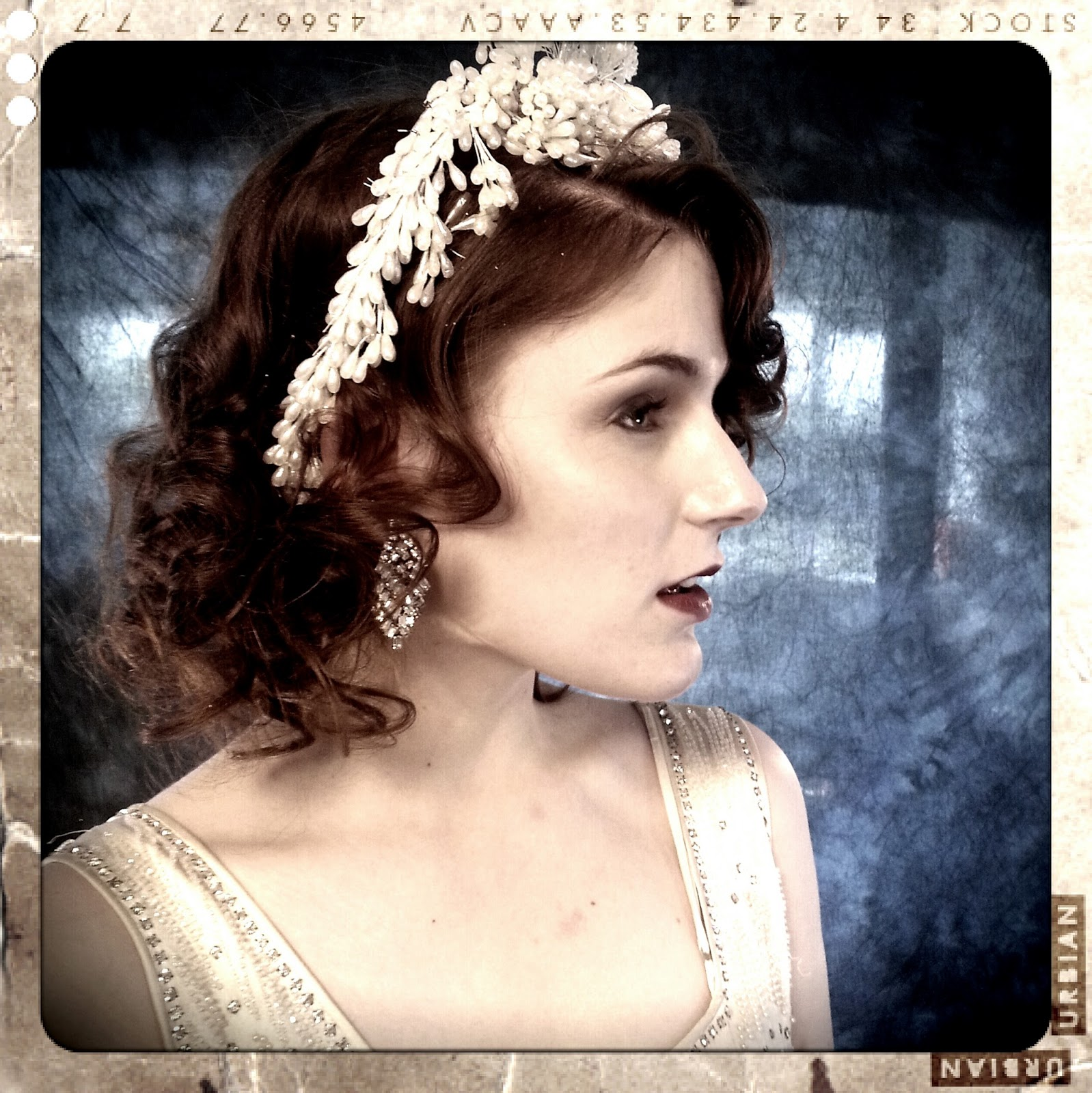 Headpieces For Weddings Dublin: Dirty Fabulous: A Sneaky Peak At Our Vintage Bridal