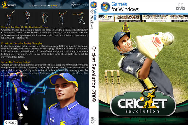 cricket revolution 2011 free  full version