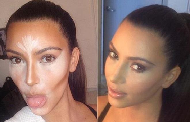 O contorno facial, jogo de luz e sombras com bases claras e escuras, popularizado por Kim Kardashian, parece estar com os dias contados. Segundo os grandes maquilhadores, a forte tendência para o ano 2015 é apostar na técnica de iluminação do rosto. Beauty/Beleza. Maquilhagem/Makeup. Strobing. Iluminar o rosto. Tendências Kim Kardashian. Style Statement. Blog de moda portugal.