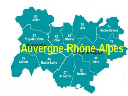 Un OUI pour un NOM  :   AUvergne-Rhône-Alpes