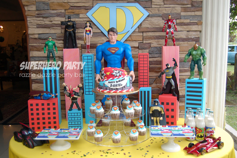 Excellent Super Heroes Birthday Party Theme 800 x 533 · 198 kB · jpeg