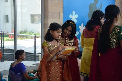 books as gifts on saraswati puja