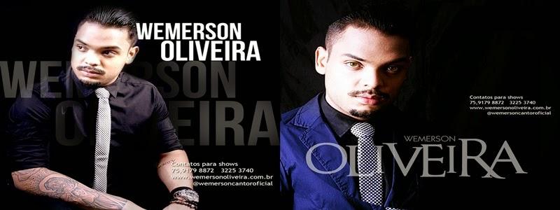 WEMERSON OLIVEIERA CD 2015