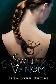 Sweet Review: Sweet Venom by Tera Lynn Childs