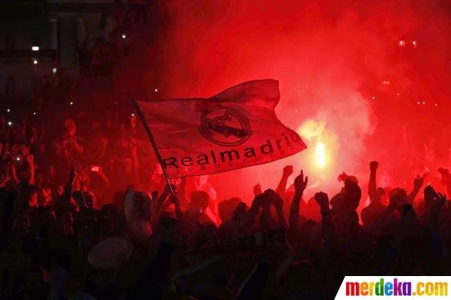 Real Madrid Juara Liga Champions 2014