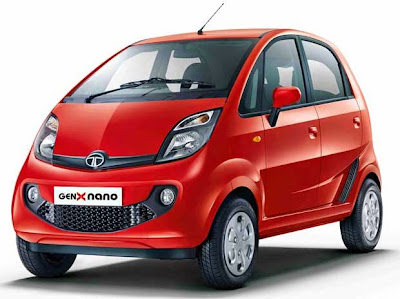 New 2015 Tata Nano Genx Pictures