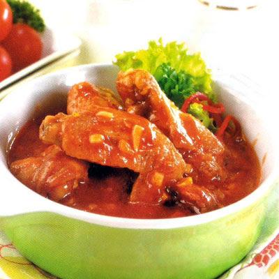 Resep Masakan Ayam Saus Asam Manis