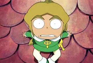 Pietro, personagem do anime Popolocrois Monogatari