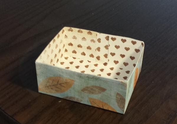 Cicadella: Vika en fin låda