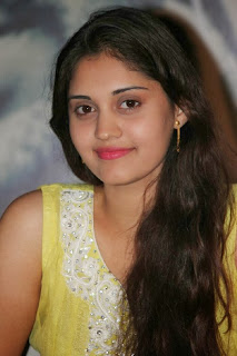 Actress Surabhi Pictures in Salwar Kameez at Ivan Vera Mathiri Press Meet  0042