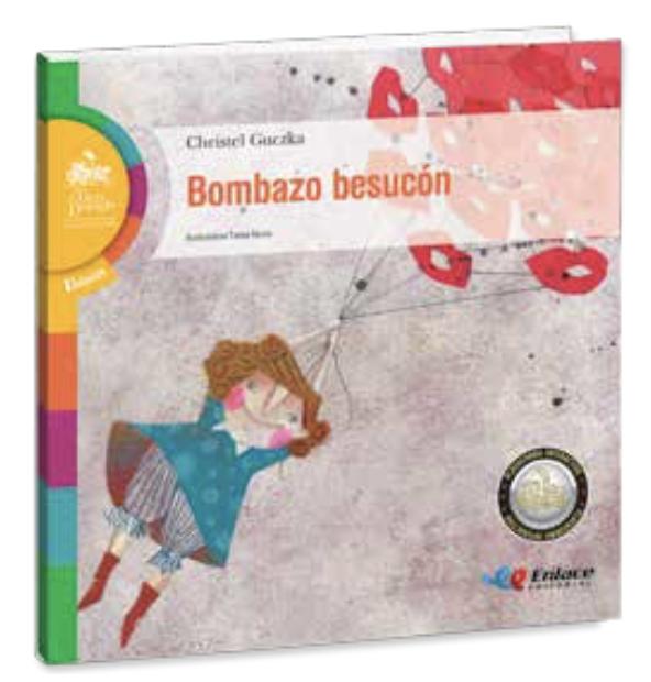Libro: Bombazo besucón