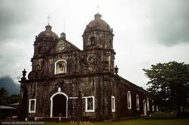 Sto. Domingo, Albay Church