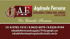 ANDRADE FERREIRA