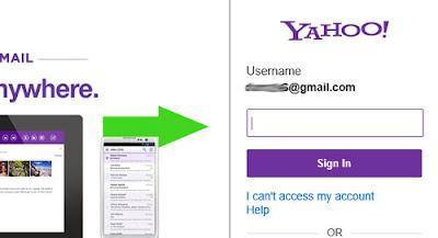 iniciar sesion yahoo con gmail