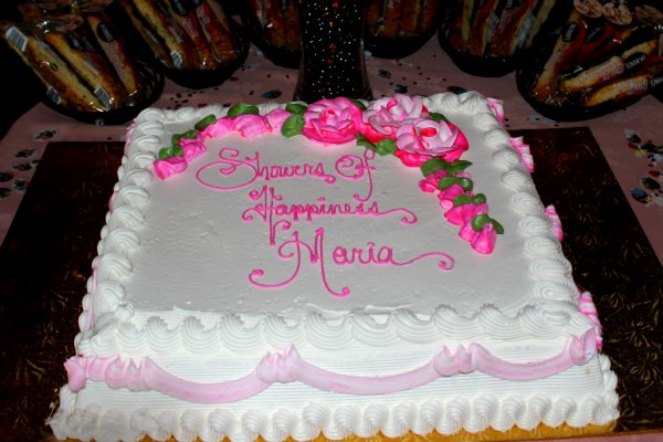Saying I Do Marias Bridal Shower June 2012