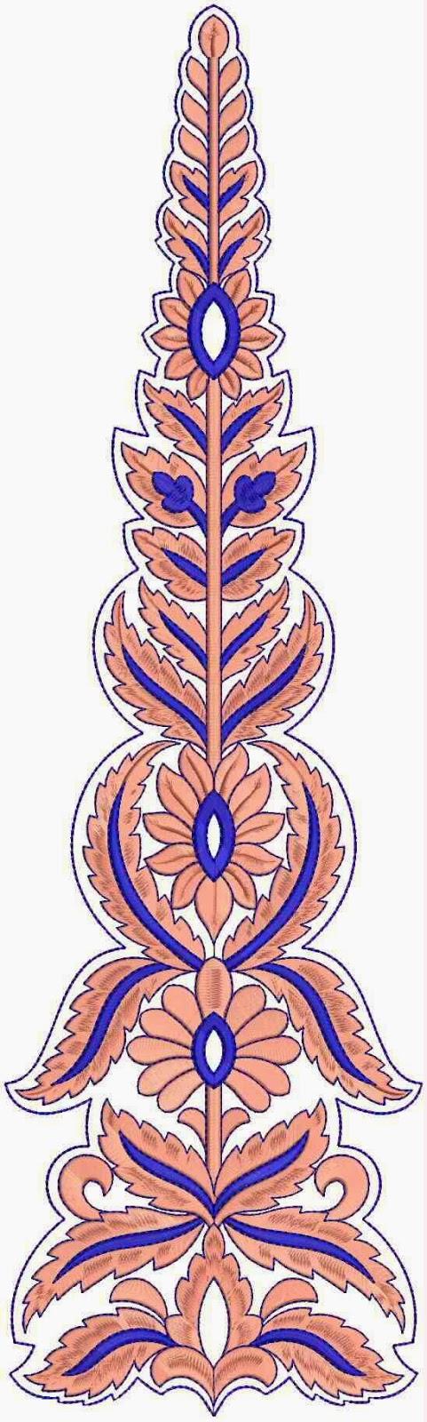 kreatiewe borduurwerk ontwerpe van kali appliekwerk