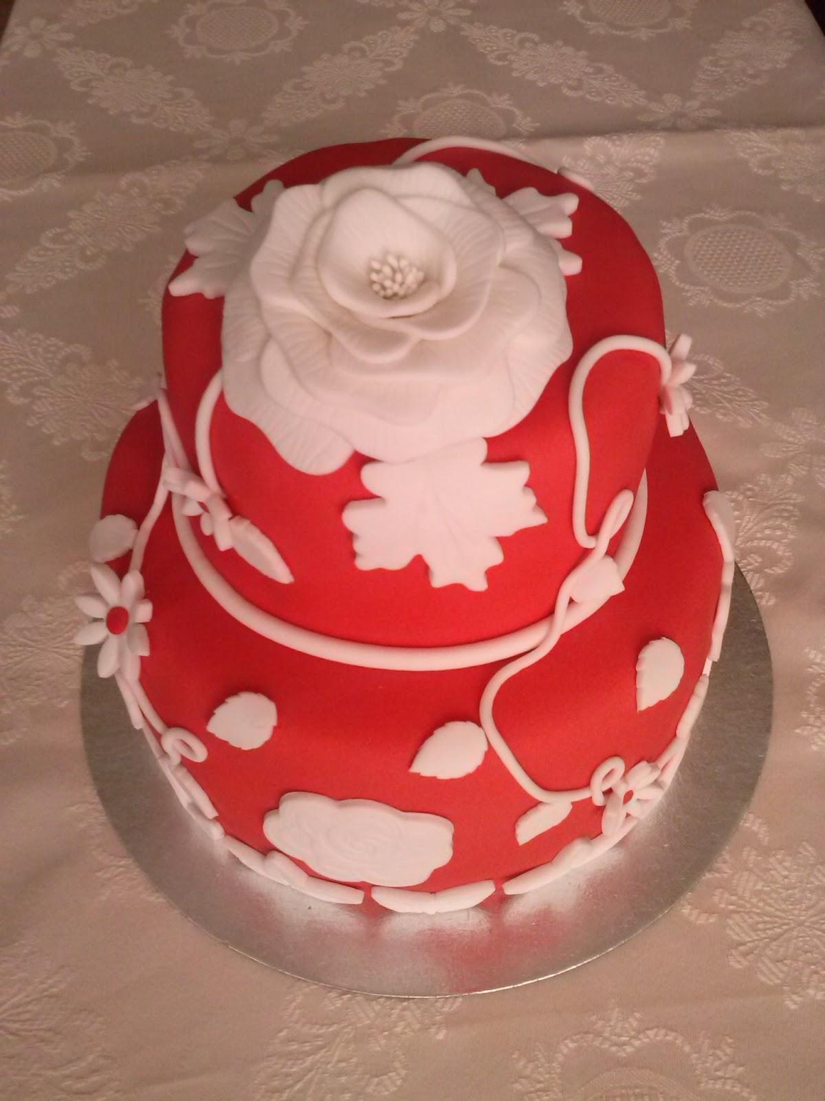 Bueno White Cake