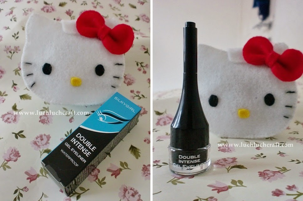 Review: Silky Girl Double Intense Gel Eyeliner Waterproof