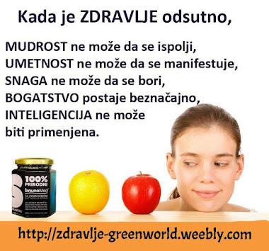 BUDITE ZDRAVI