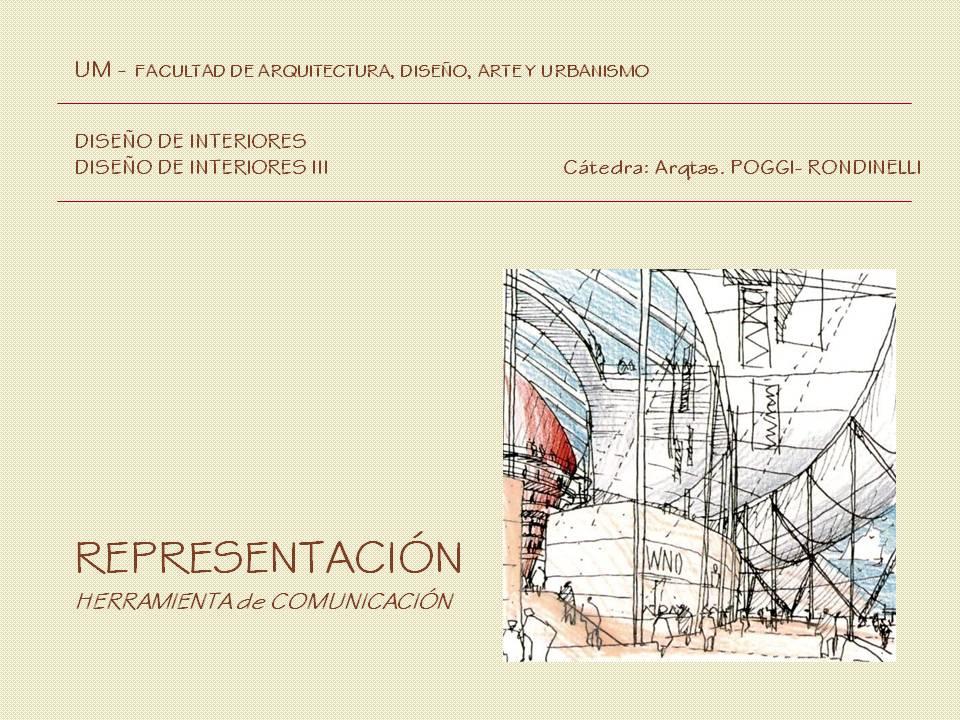 Facultad de arquitectura dise o arte y urbanismo Diseno de ambientes y arquitectura de interiores