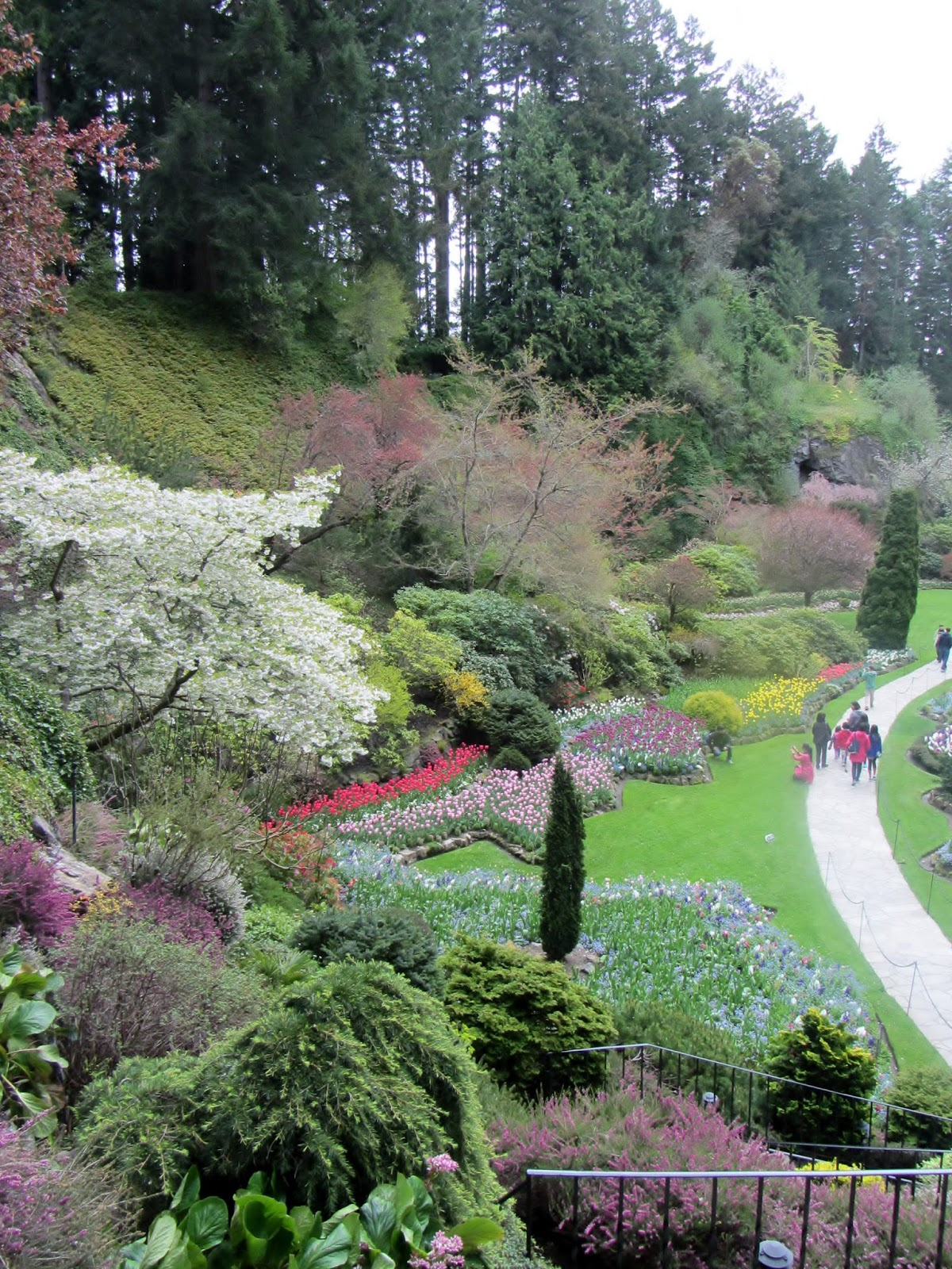 Moments of delight anne reeves victoria b c visiting for Garden design victoria bc