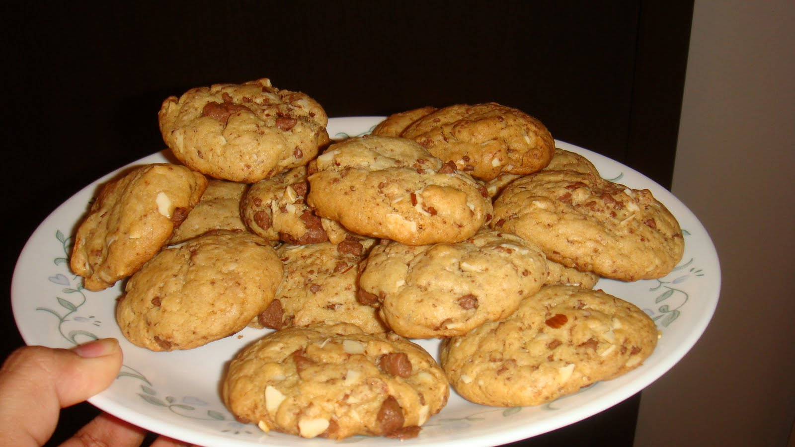 Chocolate Chip Cookies Without Vegetable Oil