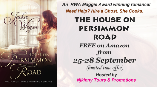 FREE Book Deal: The House on Persimmon Road by Jackie Weger