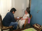 Balakrishna Meets senior citizen fan-thumbnail-2