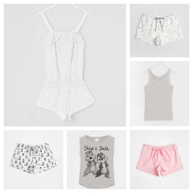 Collage Pijamas Oysho 1