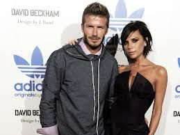Celebrity Valentine's Day gift David Victoria Beckham