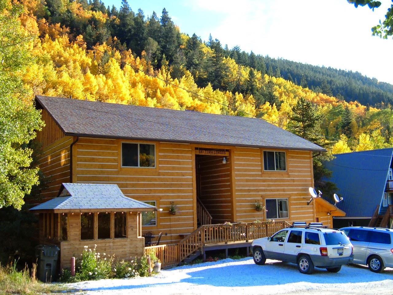 colorado fall fishing monarch and salida colorado lodging