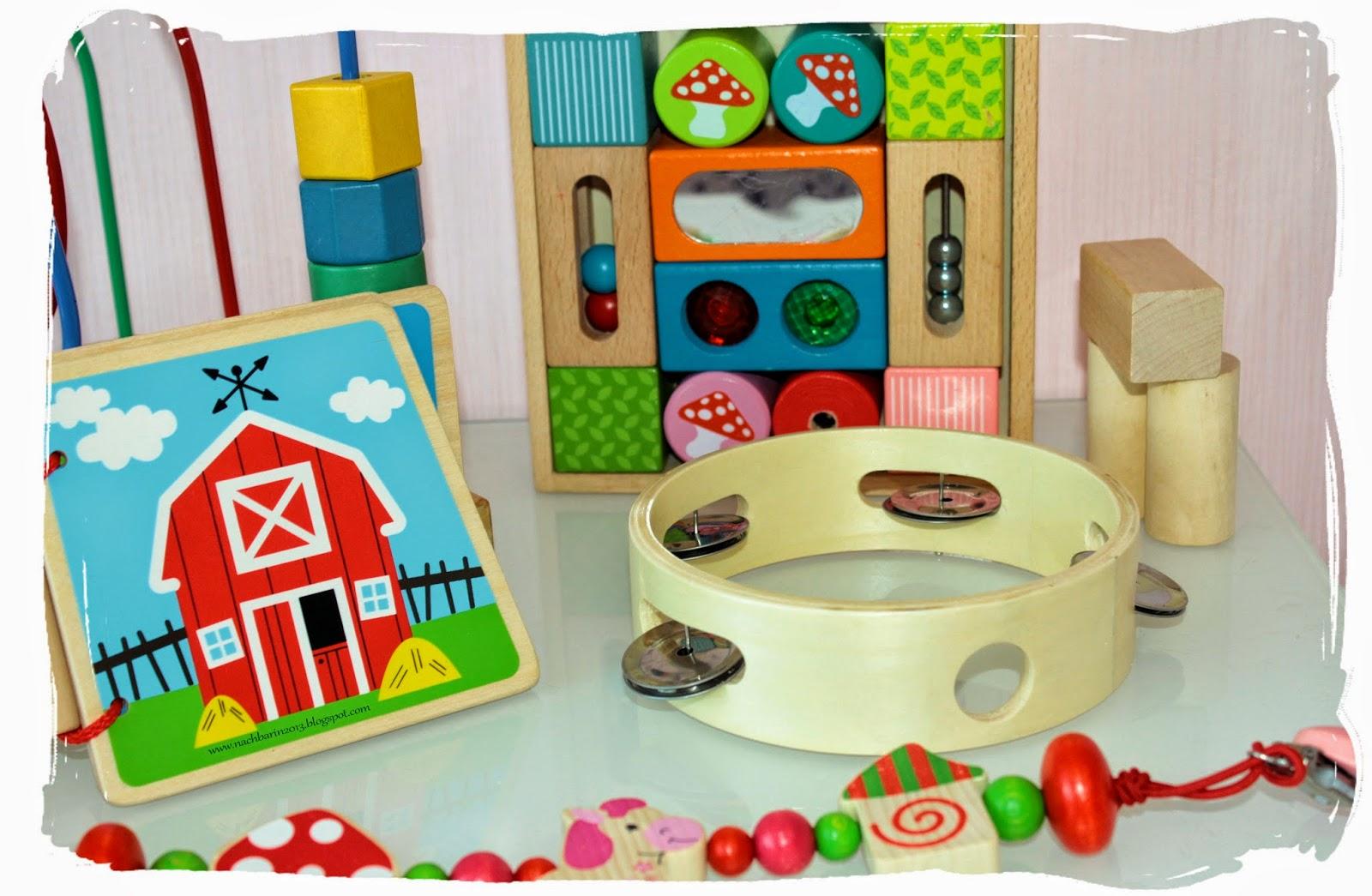 die l stige nachbarin spielideen holzspielzeug co baby 1 jahr. Black Bedroom Furniture Sets. Home Design Ideas