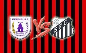 Persipura vs Santos