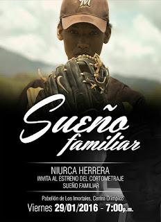 """Presentarán cortometraje """"Sueño familiar"""""""