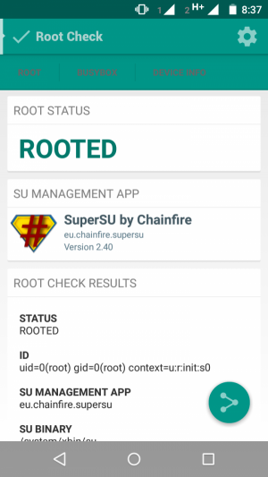 Cara Root Moto G Android Lollipop