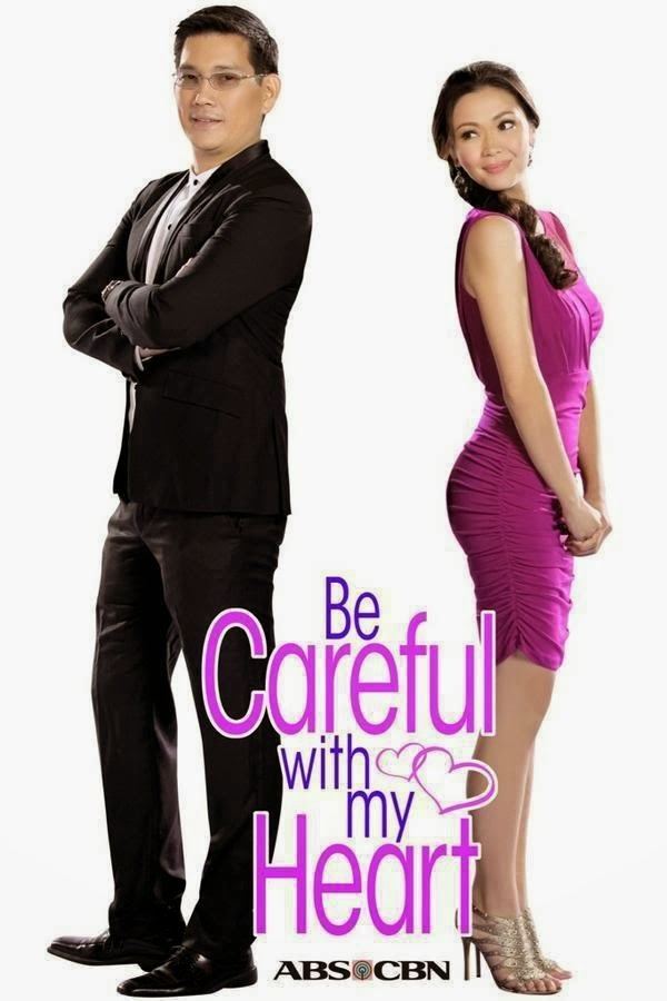 Be Careful With My Heart Episod 247-No Sub