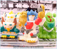 Beast Wars Second Lio Convoy Car Robots Takara Kabaya Candy Toys Transformers Beast Wars トランスフォーマー タカラ カバヤ
