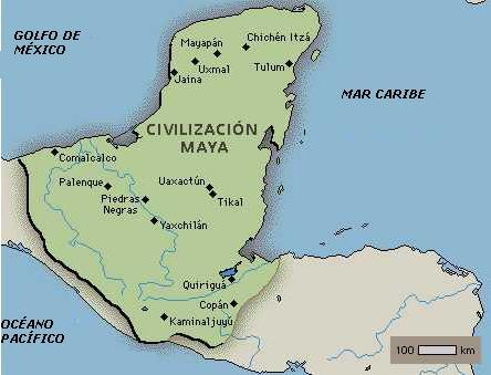 history project: CULTURAS PREHISPANICAS