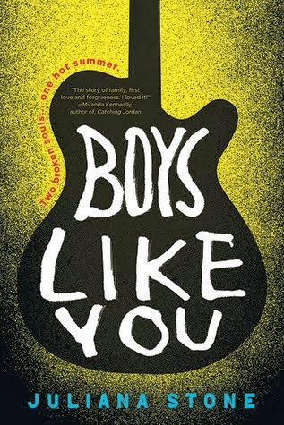 Boys Like You by Juliana Stone (CR)