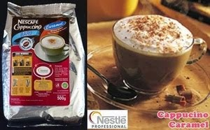 JUAL NESCAFE Cappuccino Caramel