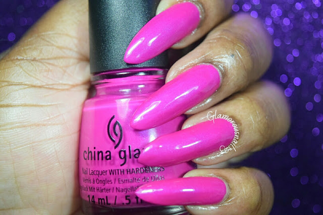 China Glaze Beach Cruise-R