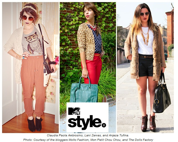 [ FEATURES ] MTV Top Style Blogger of The Week
