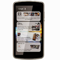 "Cyrus Love Quran Tab 5"" WiFi TV – 8 GB – Putih"