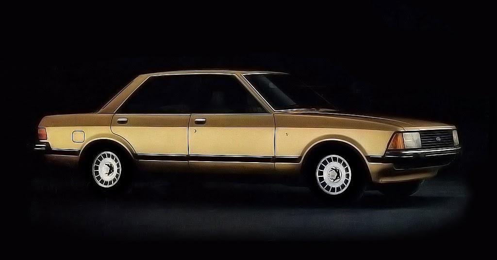 Karznshit 77 Ford Granada Mkii