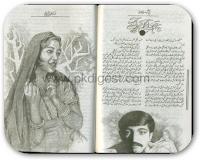 sshot 50 - Chehron Ke Ayeney by Nayab Jelani pdf.